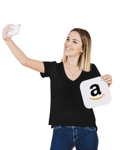 An image depicting how Grabamzn works to get Amazon gift card codes for free